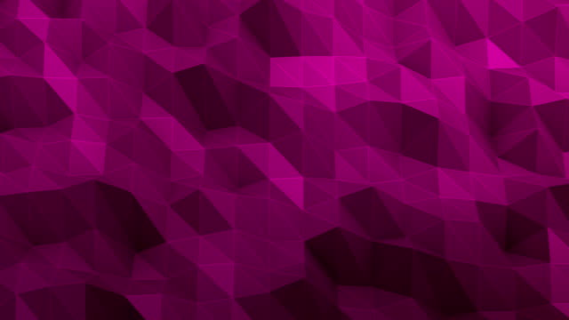 Triangle abstract pink background