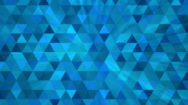 triangle polygon background - color block stock videos and b-roll footage