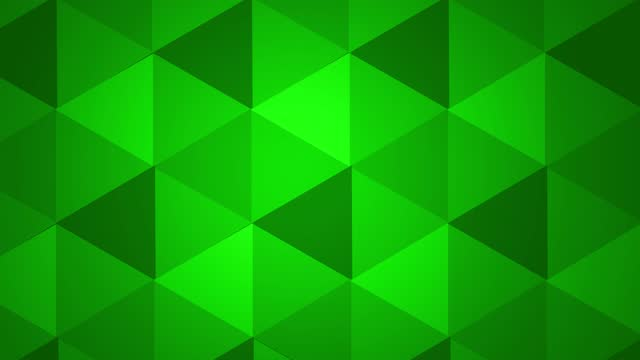 オーバーレイアルファとインとアウトバージョンを持つ三角形のビデオトランジション - 三角形の形状4kストックビデオの幾何学的遷移の3dモーションアニメーション - fade in video transition点の映像素材/bロール