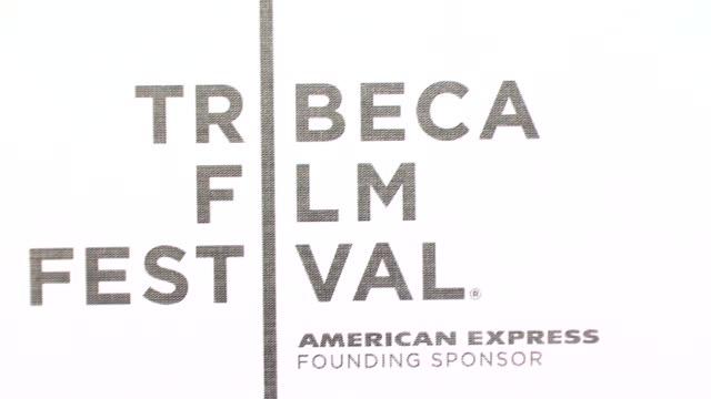 tribeca film festival at the 'gardener of eden' tribeca film festival premiere at bmcc in new york, new york on april 26, 2007. - tribeca festival stock videos & royalty-free footage