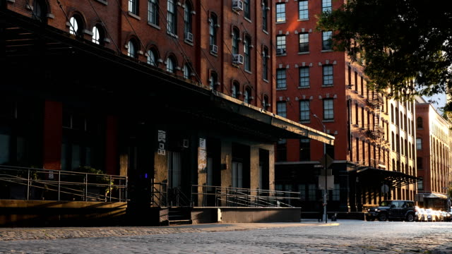 tribeca street view - establishing shot stock videos & royalty-free footage