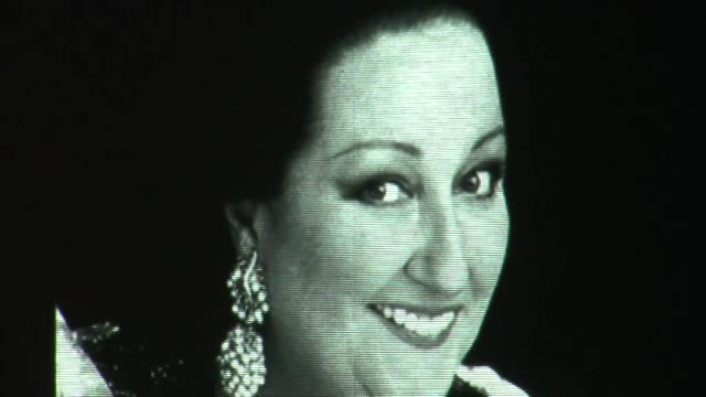a tribute is held in barcelona cathedral for spain's world famous opera singer montserrat caballe who died in october - montserrat caballé stock videos & royalty-free footage