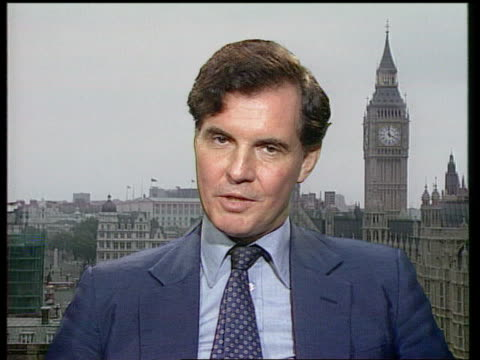 Defence Committee decision INT London CMS Jonathan Aitken MP intvwd SOT Devonport was pounds cheaper / That is a lot of money