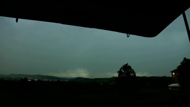 triggered lightning - rapid city stock videos & royalty-free footage