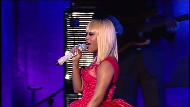 trina at the 2013 bmi r&b/hip-hop awards - cash money records' bryan 'birdman' williams & ronald 'slim' williams honored as bmi icons on august 22,... - performing arts event stock videos & royalty-free footage