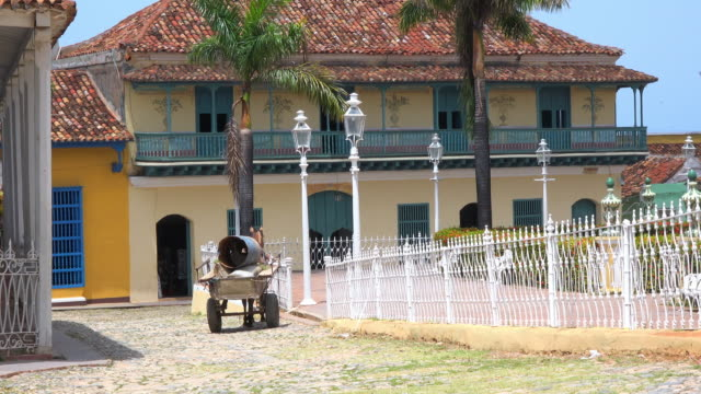 Trinidad, Cuba: Ambiance at the Historic District of the Spanish Colonial Architecture Village