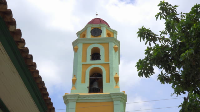 Trinidad, Cuba: Saint Francis of Assisi convent or church, currently it is the museum of the struggle against bandits