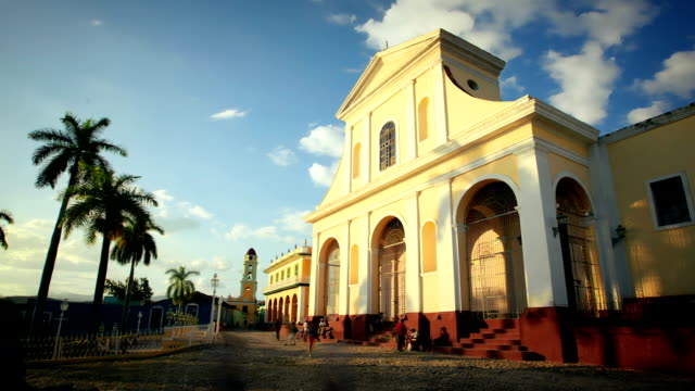 trinidad, cuba - sancti spiritus province stock videos and b-roll footage