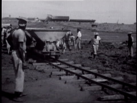 1932 trinidad - rail transportation stock videos & royalty-free footage