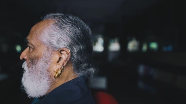 Trinidadian man with earings