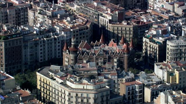 Triodos Bank  - Aerial View - Catalonia, Barcelona, Spain