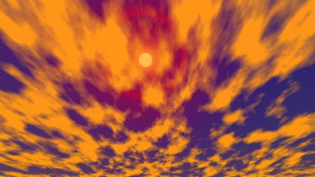 HD Trippy Sun