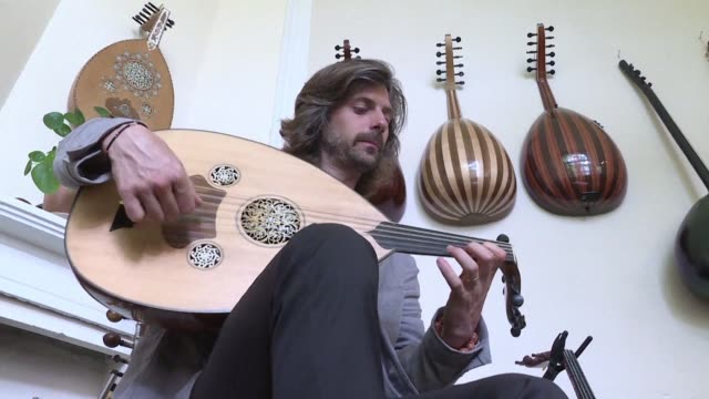 Tristan Driessens at the age of 36 is one of the very few western masters of the oud the oriental lute
