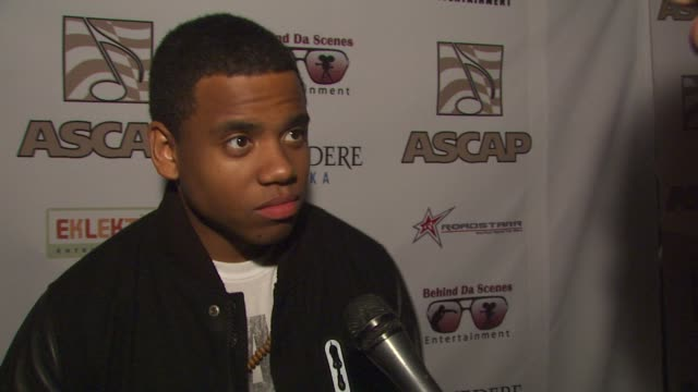 Tristan Wilds on kicking off the VMA weekend at the ASCAP party on who he'd excited to see perform at the VMA's on if he thinks Kanye West and Taylor...