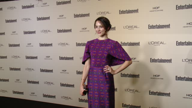troian bellisario at entertainment weekly's preemmy celebration at fig olive melrose place on september 18 2015 in west hollywood california - entertainment weekly stock videos and b-roll footage