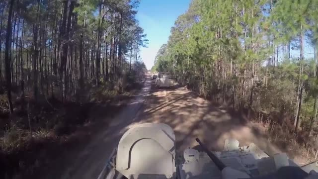 troopers of 6th squadron 8th cavalry regiment 2nd armored brigade combat team 3rd infantry division received their m3 cavalry fighting vehicles jan... - fort stewart stock videos & royalty-free footage