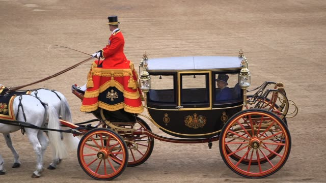 CLEAN Trooping The Colour London UK 6/15/2013