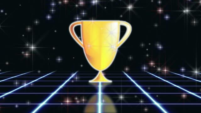 Trophy Gold Cup Loop