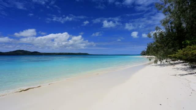 Tropical Beach Paradise, Isle of Pines, New Caledonia