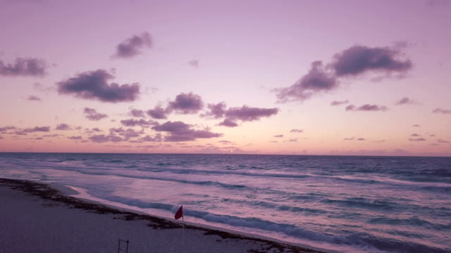 tropical beach resort - mayan riviera stock videos and b-roll footage