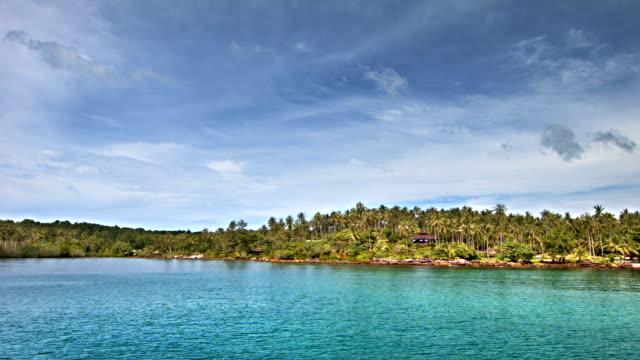 tropical island - st. john virgin islands stock videos & royalty-free footage