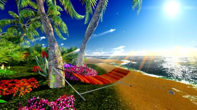 vídeos y material grabado en eventos de stock de paraíso tropical beach - tahiti