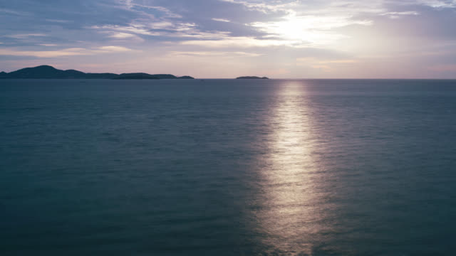 tropical sea and untouched island - distant stock videos and b-roll footage