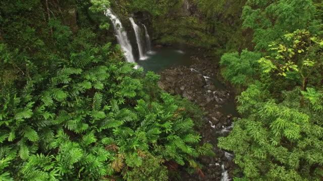 Tropische Wasserfälle