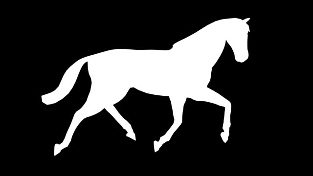 Troting Horse (Loopable)