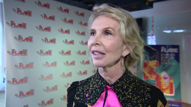 trudie styler on the humour of the film, how she defines the genre and the character of billy and whether she will direct again at 'freak show'... - trudie styler stock videos & royalty-free footage