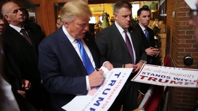 trump 1-15-2016 - history stock videos & royalty-free footage