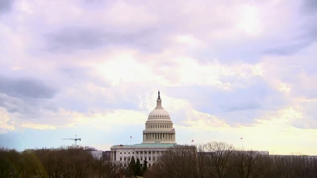 trump authorises publication of memo attacking fbi's russia investigation; usa: washington dc: ext time lapse / speeded up footage various of capitol... - publication stock videos & royalty-free footage