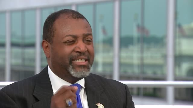 Trump criticises US security services in extraordinary press conference USA Washington EXT Malcolm Nance interview SOT