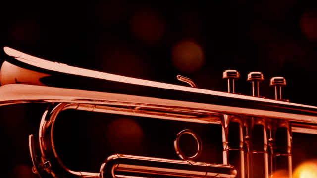 trumpet - trumpet stock videos and b-roll footage