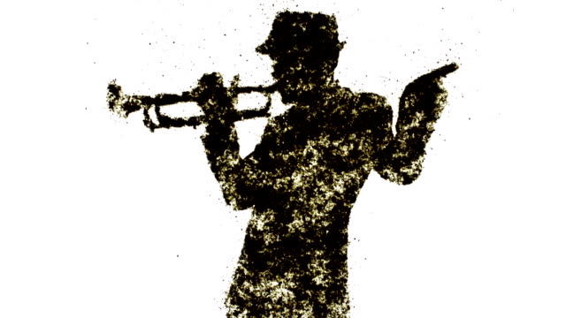 trumpet - music style stock videos and b-roll footage