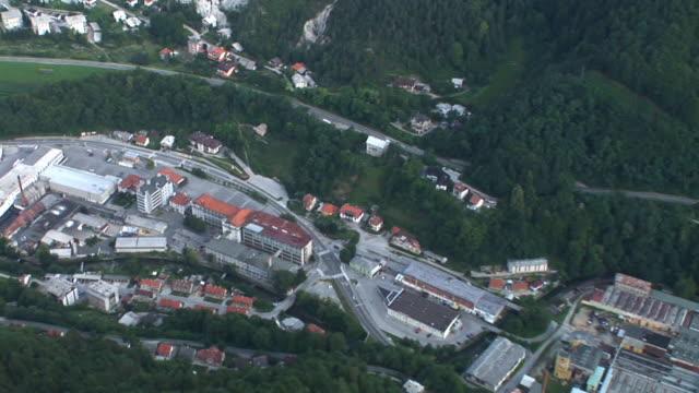 vidéos et rushes de hd : trzic ville - slovénie