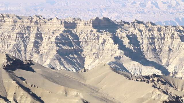 中国チベット tsaparang - ラジコン点の映像素材/bロール