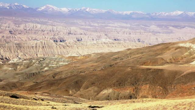 tsaparang , tibet, china - tibetan plateau stock videos & royalty-free footage