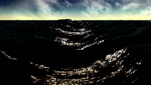 tsunami - meteorology stock videos & royalty-free footage