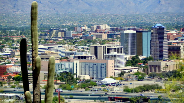 tucson, az - arizona stock-videos und b-roll-filmmaterial