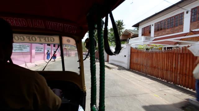 Tuk Tuk ride in India 2