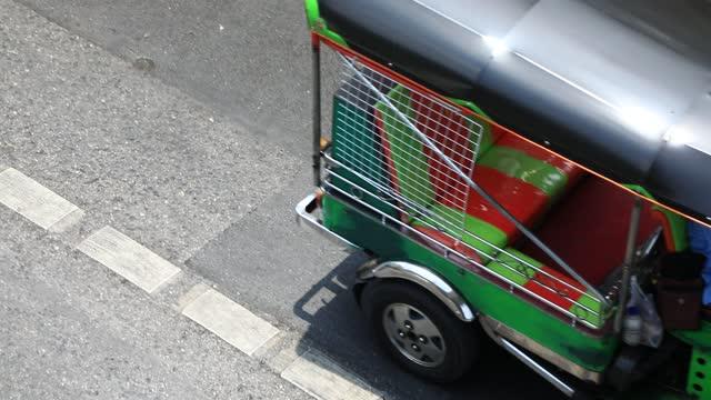 tuk tuk - rickshaw stock videos & royalty-free footage