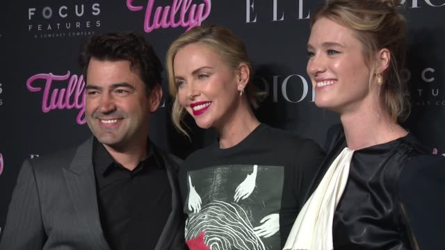 CLEAN – 'Tully' New York Special Screening Presented by Elle Dior Focus Features at the Whitby Hotel on May 03 2018 in New York City