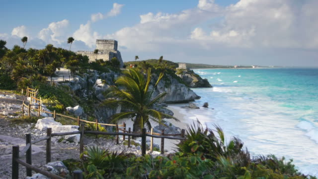 tulum mexico - quintana roo stock videos and b-roll footage