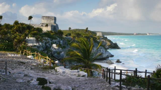 tulum mexico - tulum mexico stock videos & royalty-free footage
