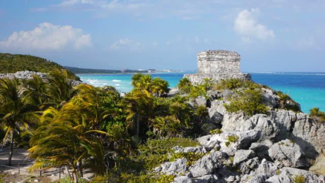 tulum - mayan riviera stock videos & royalty-free footage