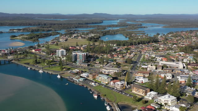 tuncurry - town stock videos & royalty-free footage