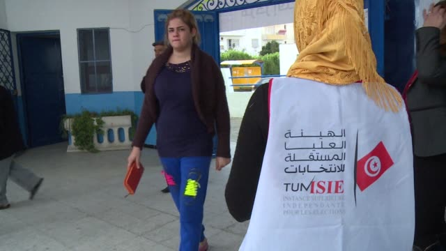 tunisians voted sunday in the runoff of the first free presidential election in the countrys history the final leg of an at times bumpy four year... - bumpy stock videos & royalty-free footage