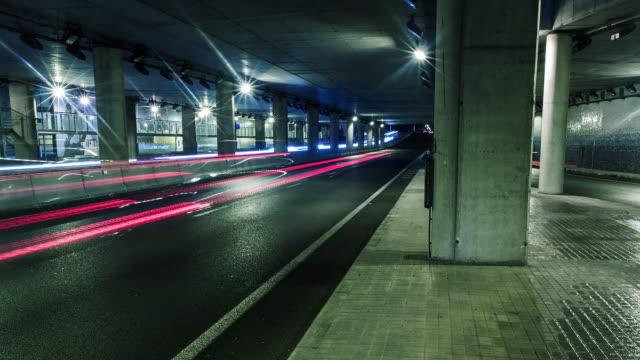 Tunnel traffic - Hyperlapse Time Lapse