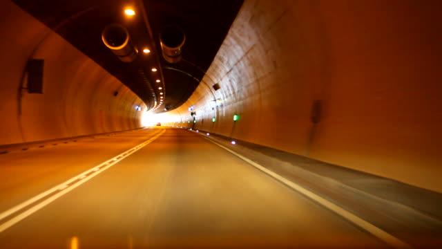 vídeos y material grabado en eventos de stock de túnel - ajustado
